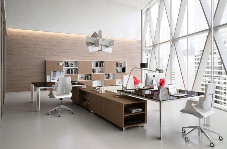 Arredamento moderno ufficio