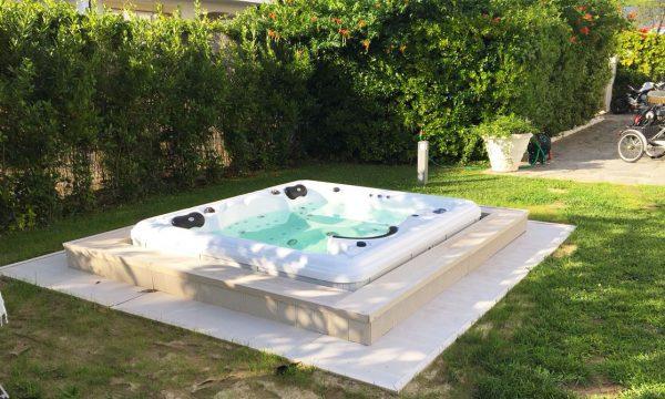 Lo spazio piscina nel tuo giardino