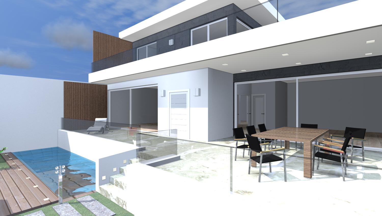 Progetta la tua casa ecco la soluzione che cercavi per for Casa moderna esterno