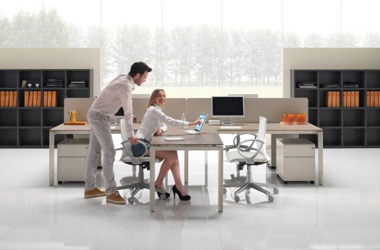 Confort ufficio per i tuoi dipendenti