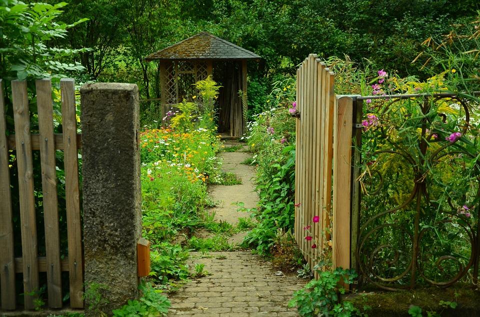 Il giardino come arredarlo