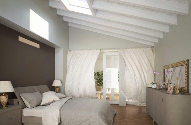 Come arredare la camera da letto, moderna, classica