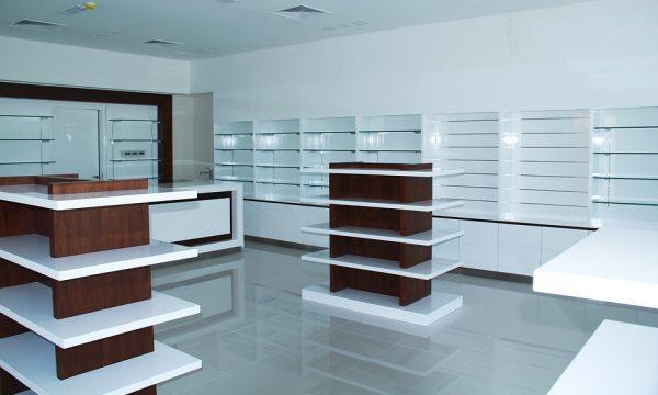 Come arredare la farmacia, stile, consigli
