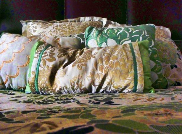 Cuscini per letto
