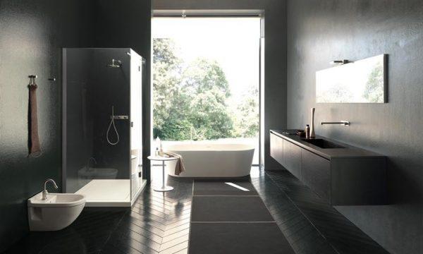 Bagni moderni, tendenze, guida, sanitari, illuminazione